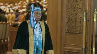 Myanmar'da cunta karşıtı lider, en kısa zamanda hükümet kuracaklarını açıkladı