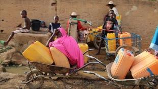 Nijerya'da 26,5 milyondan fazla çocuk temiz suya erişimde zorluk çekiyor