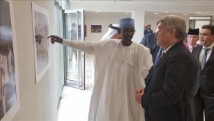 Nijerya'da AA'nın 15 Temmuz'u anlatan fotoğrafları sergilendi