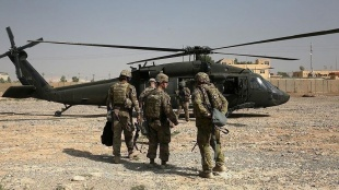 NYT: ABD'nin Afganistan'da düzenlediği son hava saldırısında öldürdüğü kişi DEAŞ militanı
