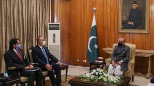 Pakistan ile Türkiye'den İslamofobi ile mücadelede benzeyen emek vermek vurgusu