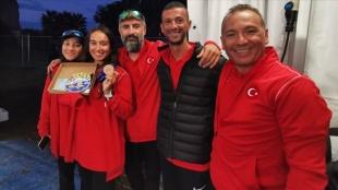 Paralimpik milli yelkenci Miray Ulaş, dünya üçüncüsü oldu