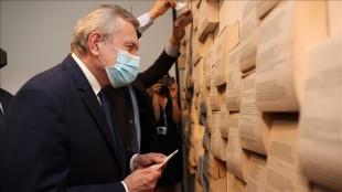 Polonya Başbakan Yardımcısı Glinski, Adam Mickiewicz Müzesi'ni ziyaret etti