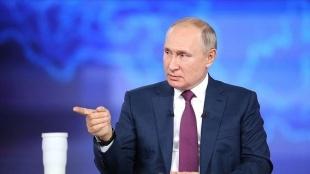 Putin, Afganistan'daki kriz nedeniyle ABD'yi 'sorumsuz' adımlar atmakla suçladı
