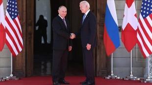 Putin: Biden ile görüşmeler 'oldukça yapıcı' geçti