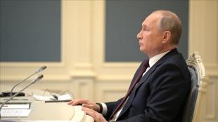 Putin: İklim değişikliği sorununa çözüm bulmak için uluslararası iş birliğiyle ilgiliyiz
