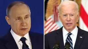 Putin ile Biden 16 Haziran'da Cenevre'de görüşecek