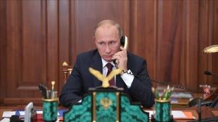 Putin, Libya Ulusal Birlik Hükümeti Başbakanı Dibeybe ile görüştü