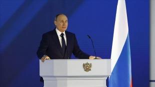 Putin, Rusya-ABD ilişkilerinin son yılların en düşük seviyesinde olduğunu bildirdi
