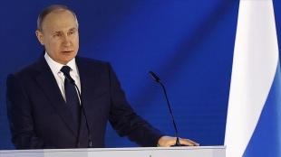 Putin: Rusya'nın bazı bölgelerindeki doğa felaketleri eşi benzeri görülmemiş boyutta