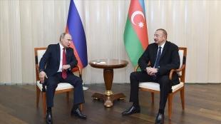 Putin ve Aliyev Moskova'da Karabağ'ı görüşecek