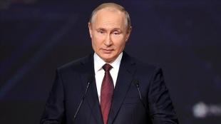 Putin Yakutistan'daki yangınlar için ilave personel ve ekipman talimatı verdi