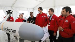 Roketsan'ın TEKNOFEST kapsamındaki Roket Yarışması'nın kazananları belli oldu