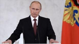 Rusya Devlet Başkanı Putin, Kovid-19 aşısı oldu