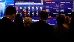 Rusya'da milletvekili seçiminde sandıklar kapandı