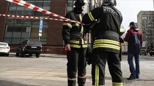 Rusya'daki Perm Üniversitesi binasında silahlı saldırı