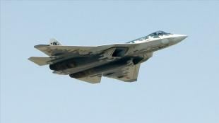 Rusya'nın geçmiş dizi istihsal Su-57'si ülkenin güneyine konuşlandırıldı