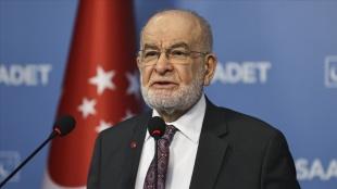 Saadet Partisi Genel Başkanı Karamollaoğlu ekonomik ve siyasi gelişmeleri değerlendirdi
