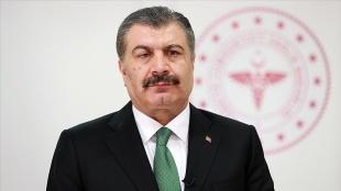 Sağlık Bakanı Koca: 'Gün içinde randevu, gün içinde aşı' uygulamasını başlattık