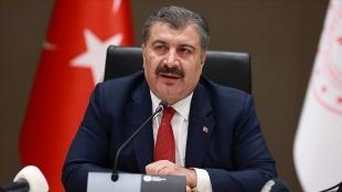 Sağlık Bakanı Koca Kayseri'de silahlı saldırıya uğrayan doktorla görüştü