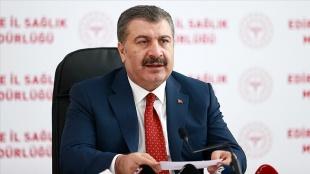 Sağlık Bakanı Koca: Sinovac aşısının sevki planlandığı şekilde sürecek