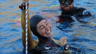Şahika Ercümen, 100 metre ile kadın ve erkeklerde dünya rekoru kırmayı deneyecek