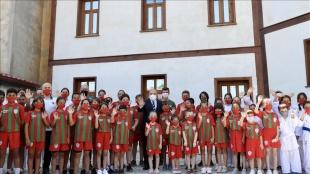 Sanayi ve Teknoloji Bakanı Varank Bilecik'te BEBKA projelerinin açılışını gerçekleştirdi