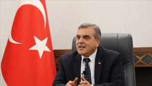 Şanlıurfa Büyükşehir Belediye Başkanı Beyazgül, AA'nın 101. kuruluş yıl dönümünü kutladı