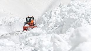 Sıcaklıkların arttığı Van, Hakkari, Bitlis ve Muş için çığ uyarısı