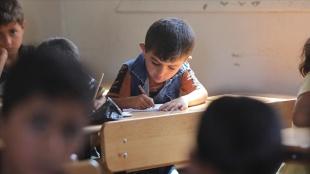 Suriye'de Barış Pınarı Harekatı bölgesinde yaklaşık 48 bin öğrenci ders başı yaptı