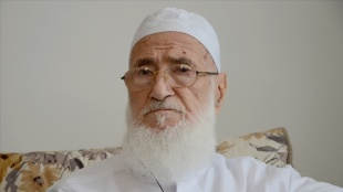 Suriyeli alim Muhammed Ali es-Sabuni Yalova'daki evinde vefat etti
