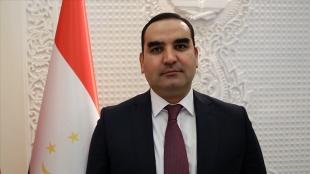 Tacikistan'ın Ankara Büyükelçisi Gulov, ülkesinin bağımsızlığının 30. yılını AA'ya değerle