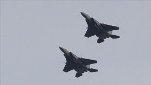 Tayvan, Çin'e ait 4 savaş uçağının daha hava savunma sahasına girdiğini duyurdu