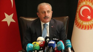 TBMM Başkanı Şentop: Her ülkenin göçmen sorunu konusunda elini taşın altına koyması gerekiyor