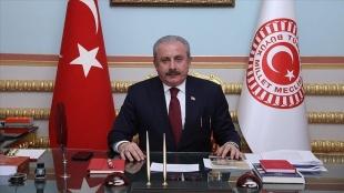 TBMM Başkanı Şentop, Karadağ Milli Günü'nü kutladı