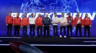TEKNOFEST Take Off Uluslararası Girişim Zirvesi'nde ödüller sahiplerini buldu