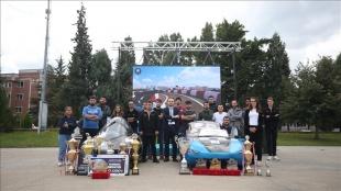 TEKNOFEST'te derece alan Sakarya ve Trabzon ekipleri 'Milli Teknoloji Yolculuğu'na çı