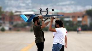TEKNOFEST'te 'Savaşan İnsansız Hava Araçları Yarışması' sona erdi