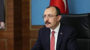 Ticaret Bakanı Muş: Dün bir günde 1,5 milyar dolarlık ihracat yaptık