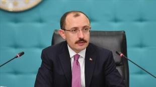 Ticaret Bakanı Muş: Salgın döneminde kapananın 3,8 katı esnaf iş yeri açıldı