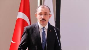 Ticaret Bakanı Muş'tan Rusya ile 'daha dengeli ve çeşitli ticaret' vurgusu