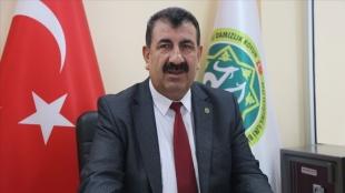 TÜDKİYEB Başkanı Çelik: Cumhurbaşkanımız, verdiği müjdelerle çiftçiye bayram sevinci yaşattı