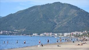 Turizm merkezleri Antalya ve Muğla'nın sahillerinde yoğunluk