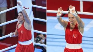 Türk boksu Tokyo 2020'de 'Busenazlar'ıyla' tarih yazdı