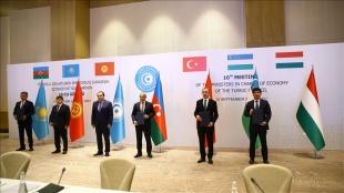 Türk Konseyi ekonomiden sorumlu bakanları Bakü'de bir araya geldi