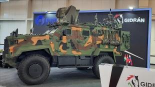 Türk zırhlısı Avrupa'da yeni ihracat peşinde
