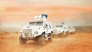 Türk zırhlısı Ejder Yalçın 4x4 artık bir dünya markası