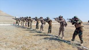 Türkiye, Azerbaycan ve Pakistan ortak tatbikatında atış talimleri yapıldı