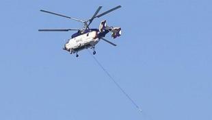Türkiye, KKTC'de yangın söndürme helikopteri görevlendirdi
