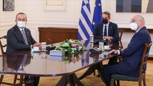 Türkiye ve Yunanistan, Kovid-19 aşılarının karşılıklı tanınması konusunda anlaşmaya vardı.